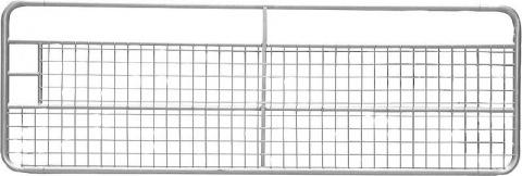 Poarta fixa cu plasa de sarma, l=3 m, inaltime 1.0m, galvanizat
