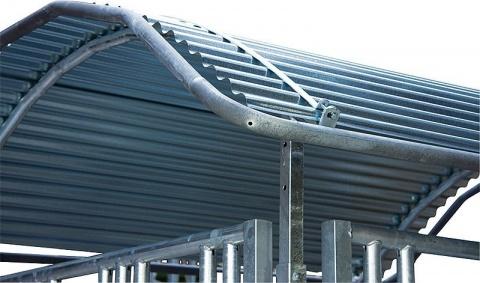 Protecție împotriva colțurilor de acoperiș