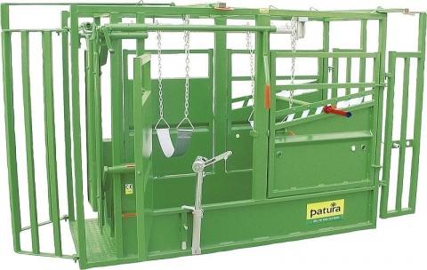 Stand contenție A 5000 KW