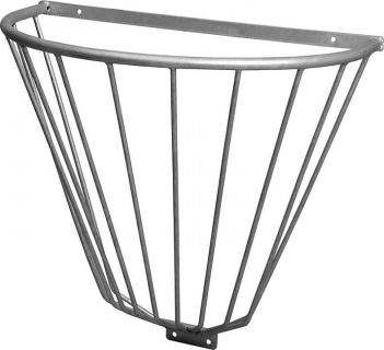 Semi-Circle Hay Rack, galvanised