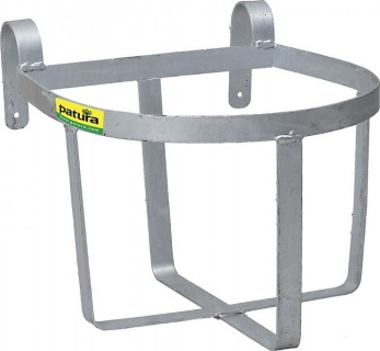 Bucket Holder, diam. 28 cm,galvanised