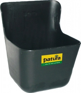 Large Plastic Trough,  capacity 11.5 l