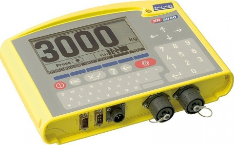 Indicator XR3000B with built-inrechargeable battery