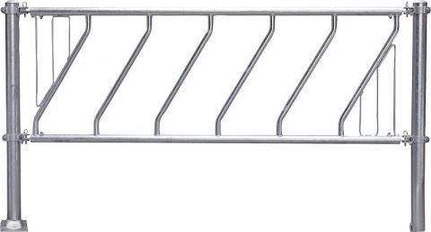 Front furajare diagonal 5.0 m