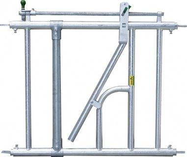 Self-Locking Feed Front SV 1/1.3 Bullvariable neck width, galvanised