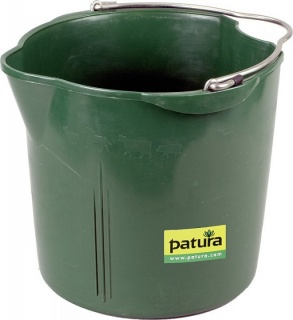 Plastic Bucket with spout, 18 l