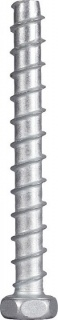 Concrete Screw 10 x 80 mm, stainlesssteel
