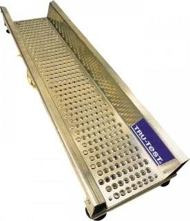 Platformă de cântărire din aluminiu