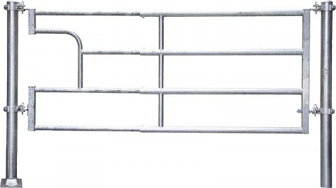 Separator adăpătoare tip bol R4 (1/2), 1.75 - 2.55 m