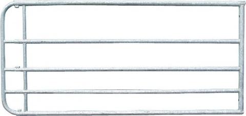 Poarta reglabila, 0.90 m inaltime, 4.05 - 5.0 m, galvanizat