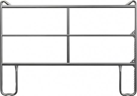 Panou-3, 2.40 m, H = 1.70 m