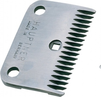 Comb Plate (lower plate), standard, forcattle, 3 mm cutting depth, 18 teeth