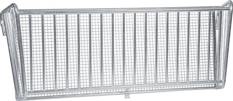 Hay Rack for Wall Mounting, l = 1.75 m