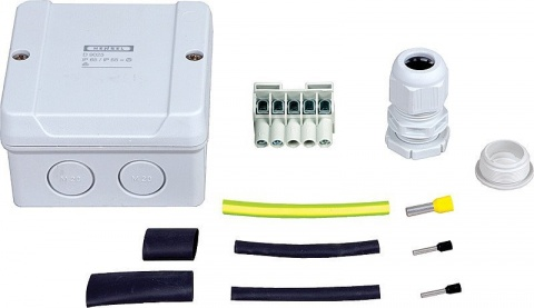 Mains Connection Kit for self-regulatingheater cable