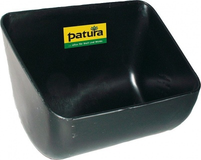 Plastic Trough, wide, capacity 12 l