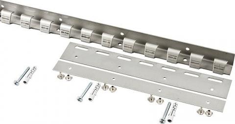Pendular Rail, 7 swing plates, l= 1.23 m