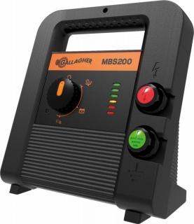 Energizator MBS200