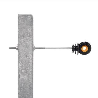 Izolator distantier stalp metal