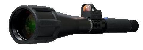 Laser împotriva păsărilor Handheld 500